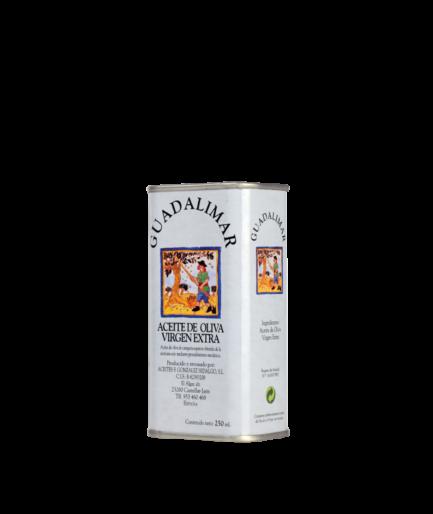 Caja de 48 latas de 250 ml AOVE Premium Gran Selección | Aceites Guadalimar
