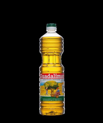 Caja de 15 botellas de 1L de aceite de oliva virgen extra | Aceites Guadalimar